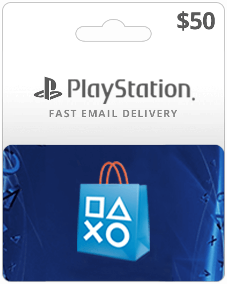 $50 USA Playstation Network Card (Email Delivery)