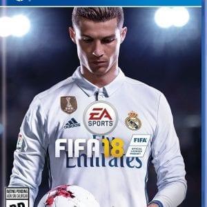 FIFA 18 Standard Edition - PS4